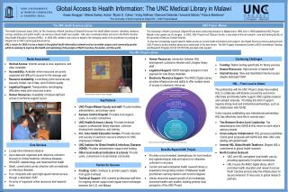 Global Access to Health Information: The UNC Medical Library in Malawi