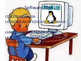Software libre�