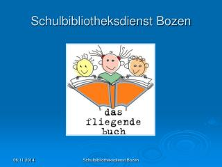 Schulbibliotheksdienst Bozen