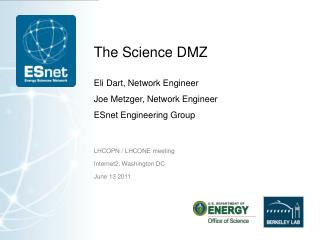 The Science DMZ