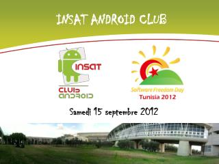 INSAT ANDROID CLUB