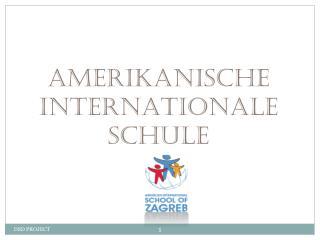 AMERIKANISCHE INTERNATIONALE SCHULE