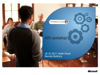 AER  workshop
