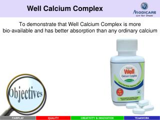 Well Calcium Complex