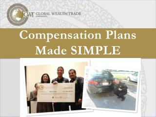 Compensation Plans Made SIMPLE