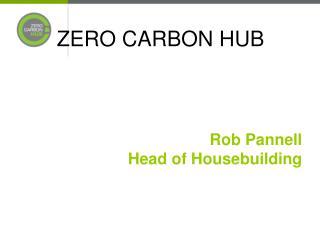 Zero Carbon HUB