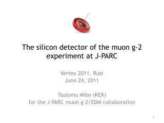 The silicon detector of the  muon  g-2 experiment at J-PARC