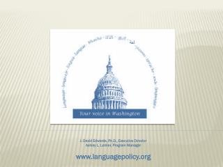 Languages in National Policy Reform