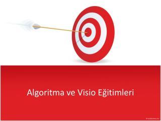 Algoritma ve Visio Eğitimleri