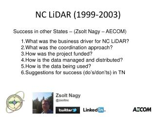 NC  LiDAR  (1999-2003)