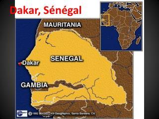 Dakar,  Sénégal