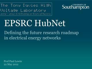 EPSRC  HubNet
