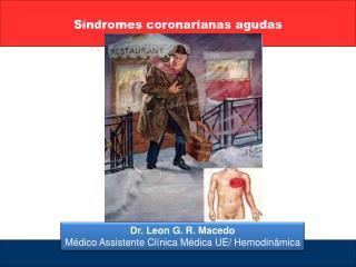 S�ndromes coronarianas agudas