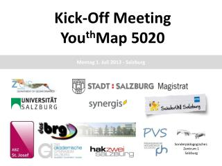 Kick-Off Meeting You th Map  5020