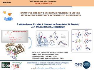LABORATOIRE de  BIOLOGIE et PHARMACOLOGIE APPLIQUEE  (LBPA-CNRS), ENS  de  CACHAN, FRANCE