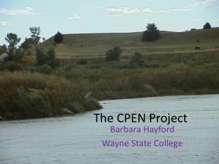 The CPEN Project