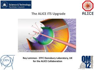 Roy Lemmon - STFC  Daresbury  Laboratory, UK for the ALICE Collaboration