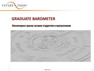 Мониторинг р ынка лучших студентов и выпускников