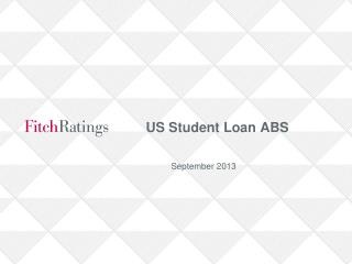 US Student Loan ABS