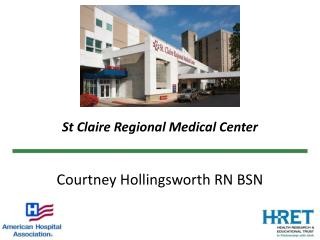 St Claire Regional Medical Center