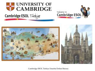 Cambridge  Üniversitesi  University of Cambridge Assessment  CUP