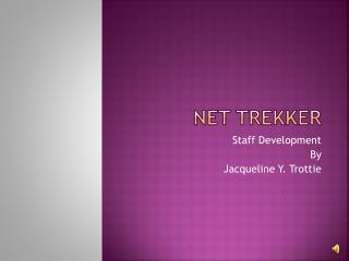 Net Trekker