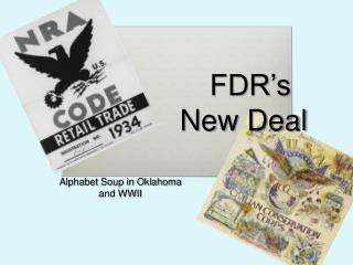 FDR�s New Deal