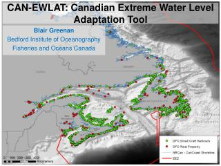 CAN-EWLAT: Canadian Extreme Water Level Adaptation Tool