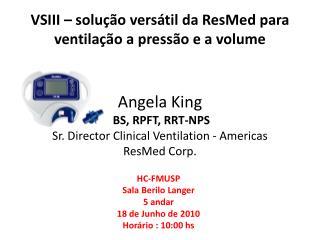 HC-FMUSP Sala Berilo Langer  5  andar 18  de Junho de 2010  Horário :  10:00 hs