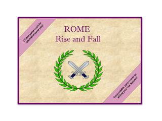 ROME  Rise and Fall