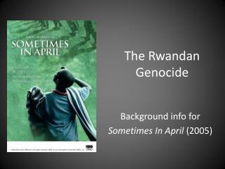 the terrible acts of rwandan genocide essay