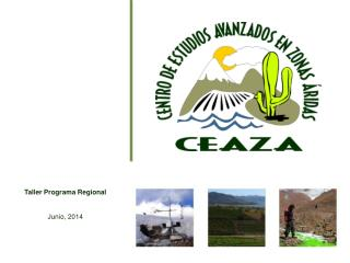 Taller  Programa  Regional J unio , 2014