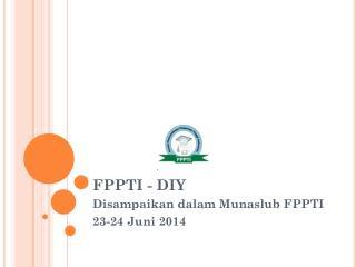 FPPTI - DIY