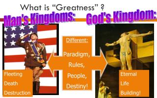 What is �Greatness� ?