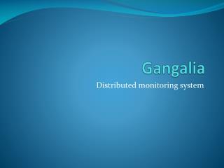 Gangalia