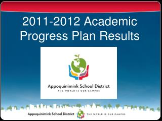 2011-2012 Academic Progress Plan Results