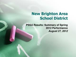 New Brighton Area  School District