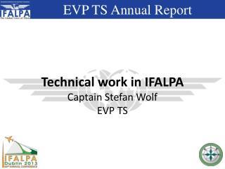 EVP TS Annual Report