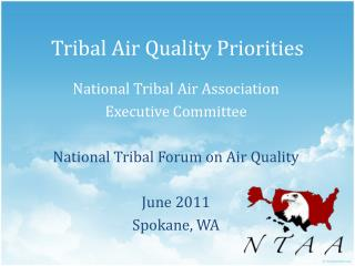 Tribal Air  Quality Priorities