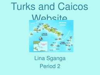 Turks and Caicos Website