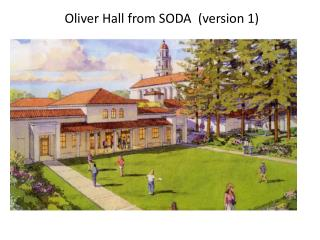 Oliver Hall from SODA version 1