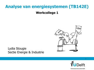 Analyse van energiesystemen (TB142E)