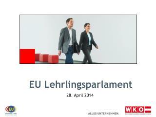 EU Lehrlingsparlament