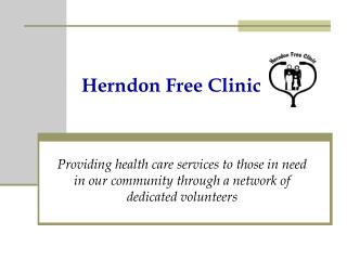 Herndon Free Clinic