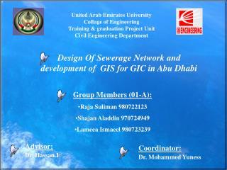 Group Members 01-A: Raja Suliman 980722123 Shajan Aladdin 970724949 Lameea Ismaeel 980723239