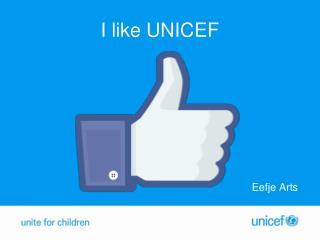I  like  UNICEF