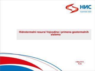 Hidrotermalni  resursi Vojvodine i primena  geotermalnih  sistema