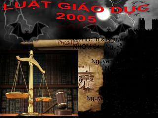 LU?T  GI�O D?C 2005