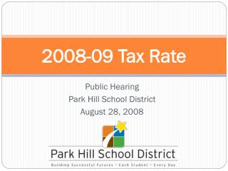 2008-09 Tax Rate