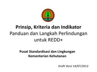 Pusat Standardisasi dan Lingkungan Kementerian Kehutanan